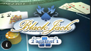 Black Jack 2against1 Online Spielen