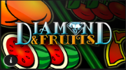 Diamond and Fruits online Spielen
