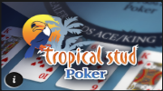 Tropical Stud Poker Online Spielen