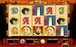 Seven Jackpot Anlage Scatter Chance